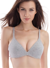 Perfect Full Coverage Bra Cotton Wireless