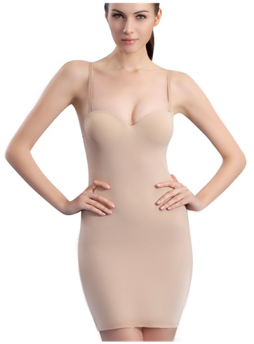 Firm Control & Full Body Shaper | Shapewear Slip | PPZ.COM